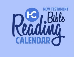 Harvest Bible Reading Plan - New Testament