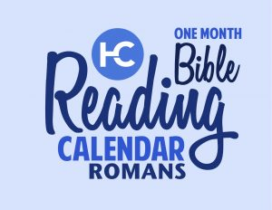 One Month Harvest Bible Reading Calendar - Romans