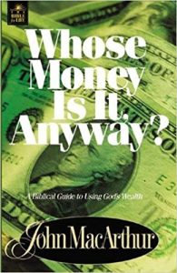 Whose Money Is It, Anyway?